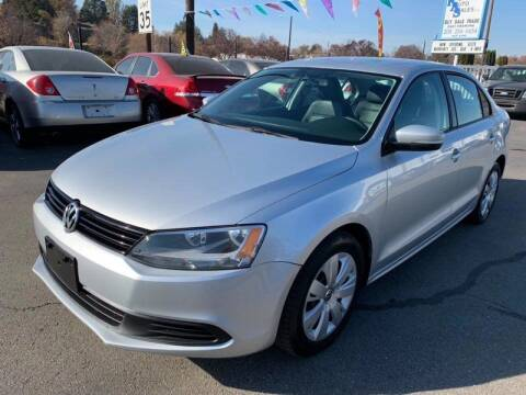 2012 Volkswagen Jetta for sale at RABI AUTO SALES LLC in Garden City ID