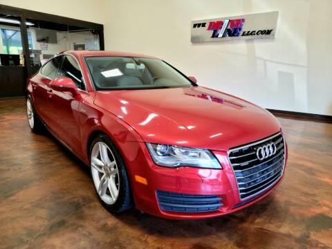 2012 Audi A7 for sale at Driveline LLC in Jacksonville FL