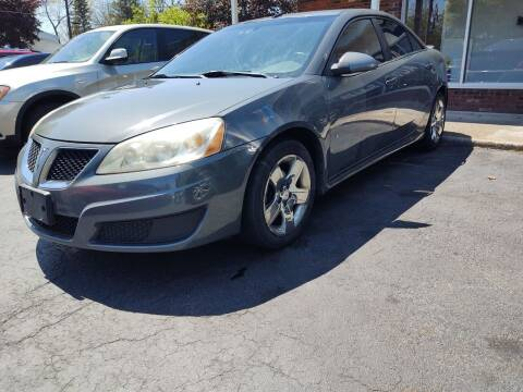2009 Pontiac G6 for sale at Peter Kay Auto Sales in Alden NY