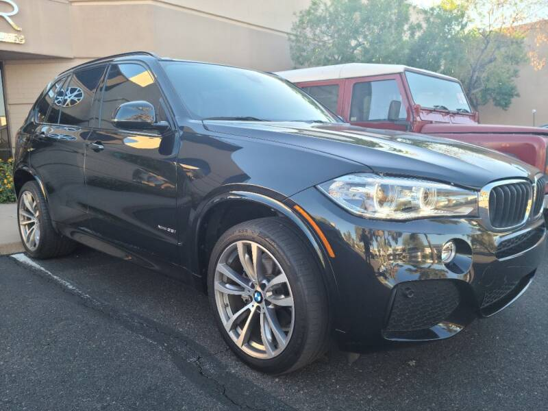 2017 BMW X5 for sale at Arizona Auto Resource in Tempe AZ