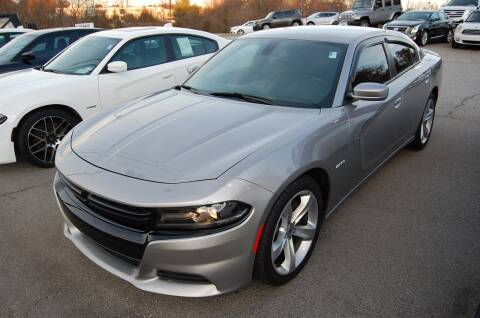 2017 Dodge Charger for sale at Modern Motors - Thomasville INC in Thomasville NC