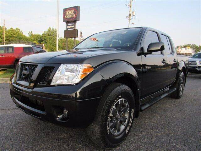 2019 Nissan Frontier for sale at J T Auto Group in Sanford NC