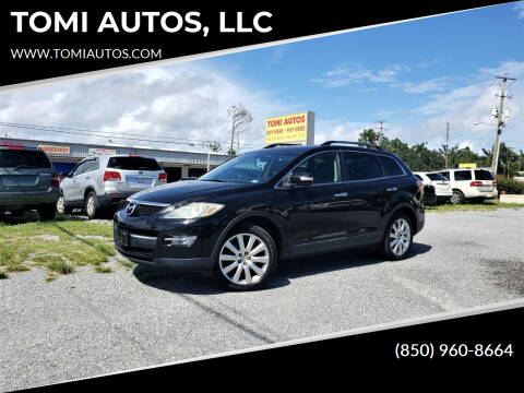 2008 Mazda CX-9 for sale at TOMI AUTOS, LLC in Panama City FL