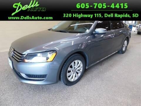 2014 Volkswagen Passat for sale at Dells Auto in Dell Rapids SD