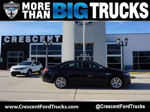 2019 Ford Taurus for sale at Crescent Ford in Harahan LA