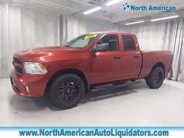 2014 RAM Ram Pickup 1500 for sale at North American Auto Liquidators in Essington PA