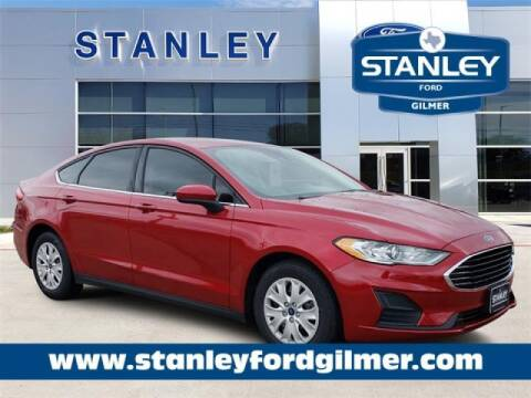 2020 Ford Fusion for sale at Stanley Ford Gilmer in Gilmer TX