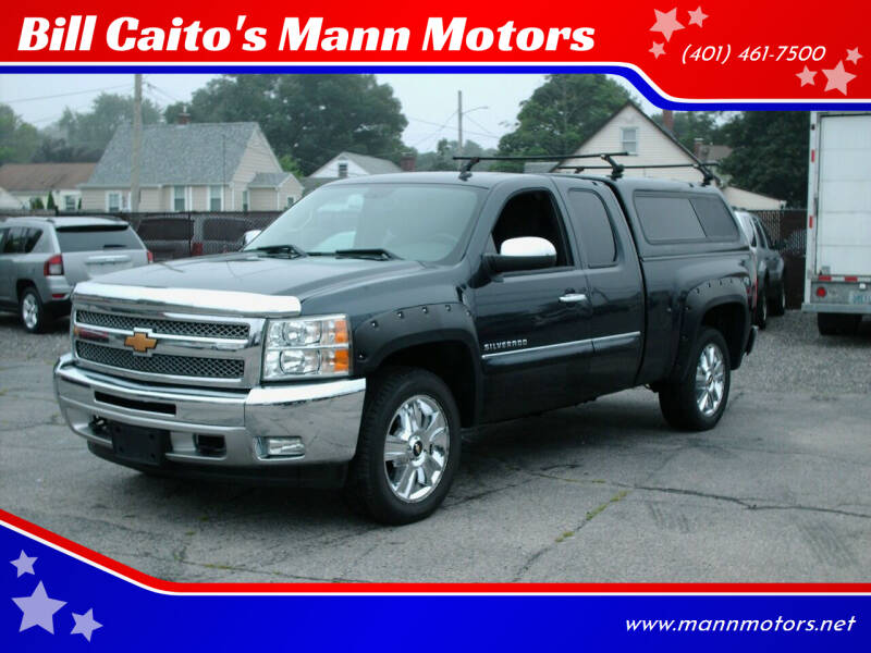 2013 Chevrolet Silverado 1500 for sale at Bill Caito's Mann Motors in Warwick RI