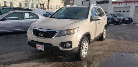 2011 Kia Sorento for sale at Union Street Auto in Manchester NH