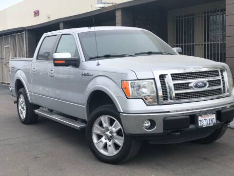 2011 Ford F-150 for sale at AllanteAuto.com in Santa Ana CA