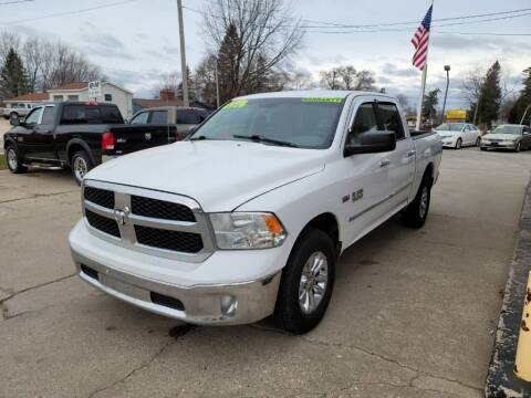 2013 RAM Ram Pickup 1500 for sale at Clare Auto Sales, Inc. in Clare MI
