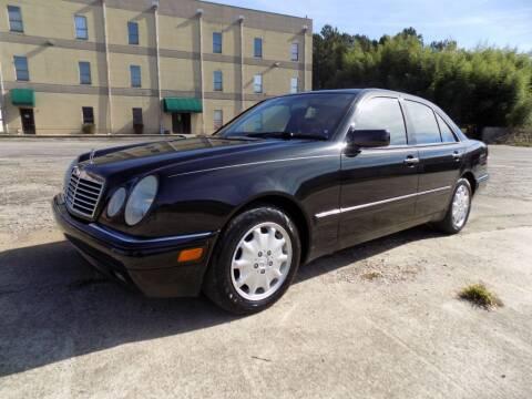 1998 Mercedes-Benz E-Class for sale at S.S. Motors LLC in Dallas GA