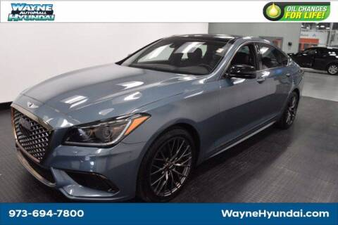 2019 Genesis G80 for sale at Wayne Hyundai in Wayne NJ