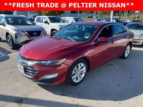 2019 Chevrolet Malibu for sale at TEX TYLER Autos Cars Trucks SUV Sales in Tyler TX