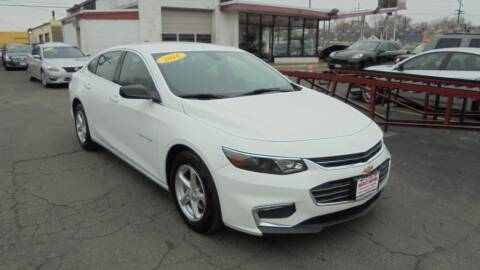 2016 Chevrolet Malibu for sale at Absolute Motors 2 in Hammond IN