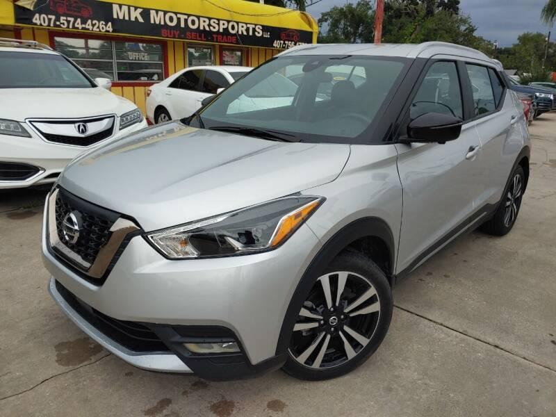 2020 Nissan Kicks for sale at MK Motorsports LLC. in Orlando FL