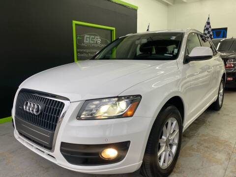 2012 Audi Q5 for sale at GCR MOTORSPORTS in Hollywood FL