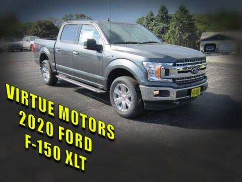 2020 Ford F-150 for sale at Virtue Motors in Darlington WI