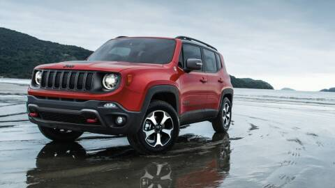 2021 Jeep Renegade for sale at XS Leasing in Brooklyn NY