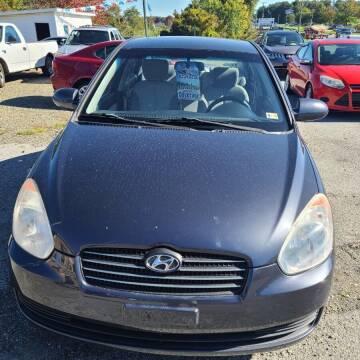 2009 Hyundai Accent for sale at Guarantee Auto Galax in Galax VA