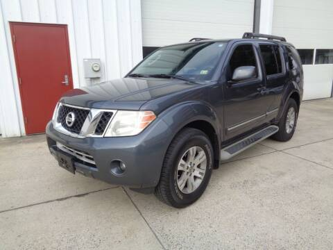 2011 Nissan Pathfinder for sale at Lewin Yount Auto Sales in Winchester VA