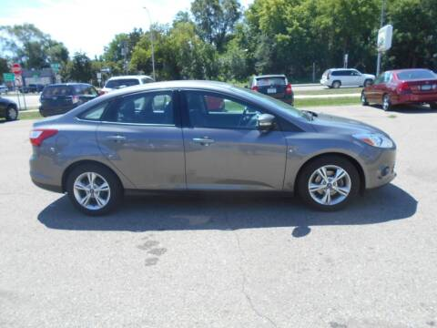2013 Ford Focus for sale at SPECIALTY CARS INC in Faribault MN