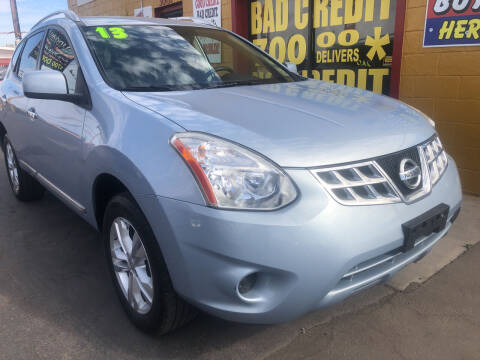 2013 Nissan Rogue for sale at Sunday Car Company LLC in Phoenix AZ