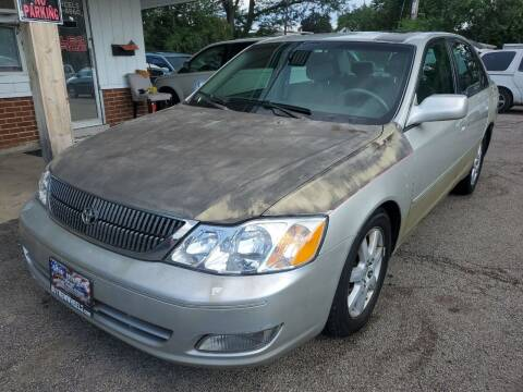 2000 Toyota Avalon for sale at New Wheels in Glendale Heights IL