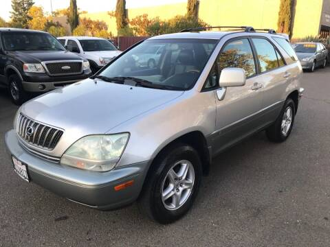 2002 Lexus RX 300 for sale at C. H. Auto Sales in Citrus Heights CA