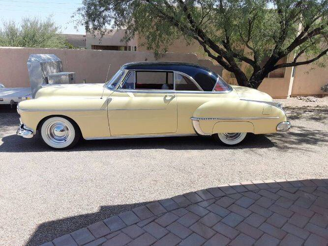 1950 Oldsmobile Eighty-Eight for sale in Cadillac, MI