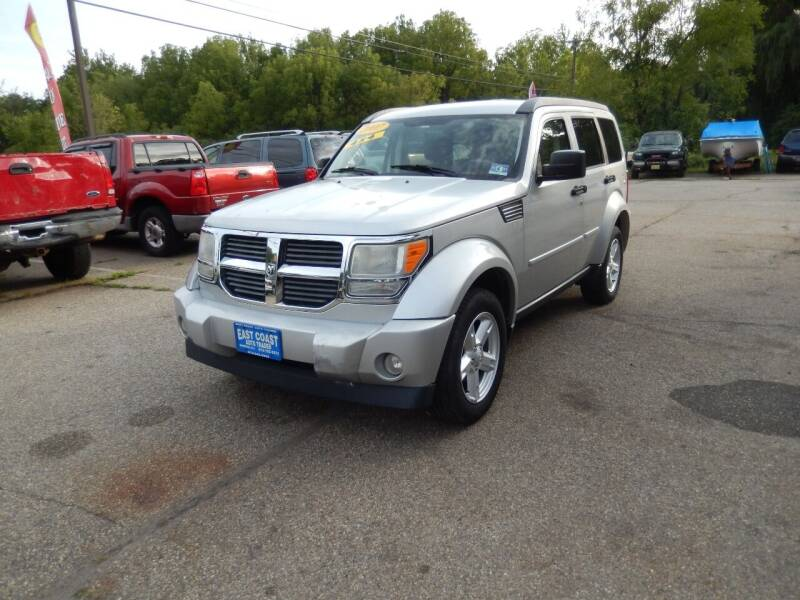 2007 Dodge Nitro for sale at East Coast Auto Trader in Wantage NJ