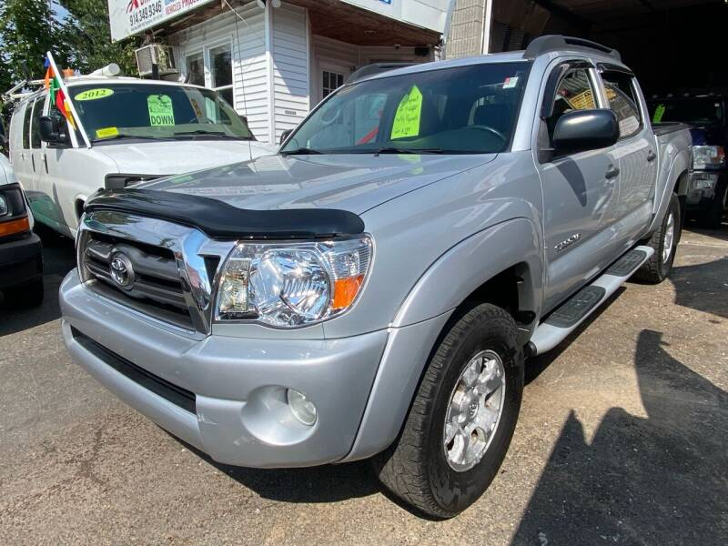 2009 Toyota Tacoma for sale at White River Auto Sales in New Rochelle NY