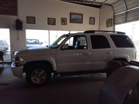 2005 Chevrolet Tahoe for sale at PYRAMID MOTORS - Pueblo Lot in Pueblo CO