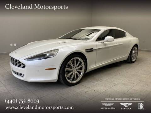 2012 Aston Martin Rapide for sale at Drive Options in North Olmsted OH