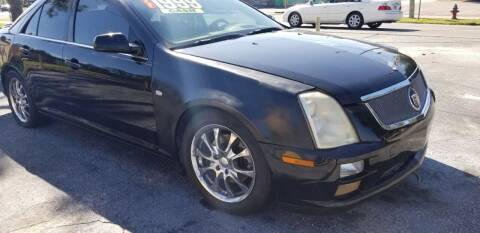 2006 Cadillac STS for sale at BSS AUTO SALES INC in Eustis FL