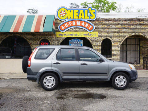 2005 Honda CR-V for sale at Oneal's Automart LLC in Slidell LA