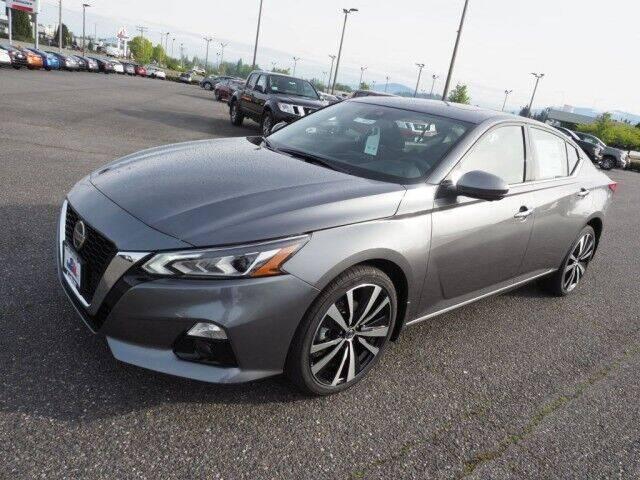 2021 Nissan Altima for sale in Burlington, WA