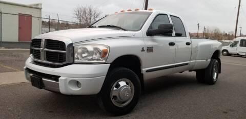 2007 Dodge Ram Pickup 3500 for sale at LA Motors LLC in Denver CO
