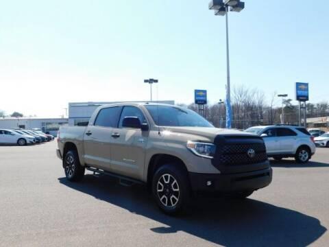 2018 Toyota Tundra for sale at Radley Cadillac in Fredericksburg VA