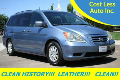 2009 Honda Odyssey for sale at Cost Less Auto Inc. in Rocklin CA