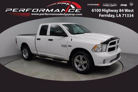 2018 RAM Ram Pickup 1500 for sale at Auto Group South - Performance Dodge Chrysler Jeep in Ferriday LA