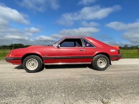 1983 Ford Mustang for sale at The Ranch Auto Sales in Kansas City MO