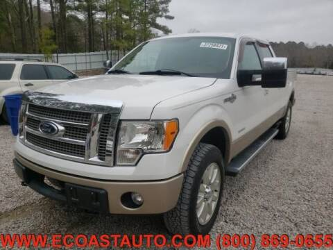 2012 Ford F-150 for sale at East Coast Auto Source Inc. in Bedford VA