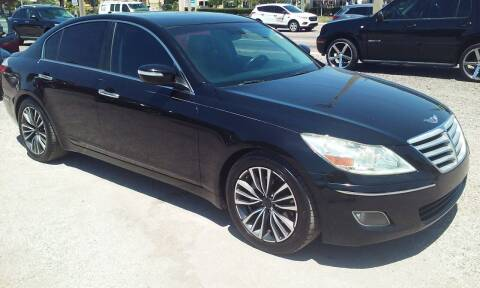 2010 Hyundai Genesis for sale at Pinellas Auto Brokers in Saint Petersburg FL