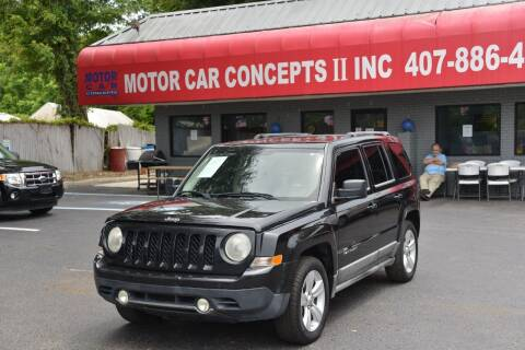 2011 Jeep Patriot for sale at Motor Car Concepts II - Apopka Location in Apopka FL
