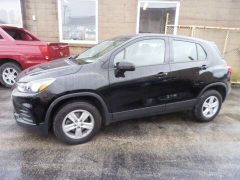 2017 Chevrolet Trax for sale at A-Auto Luxury Motorsports in Milwaukee WI