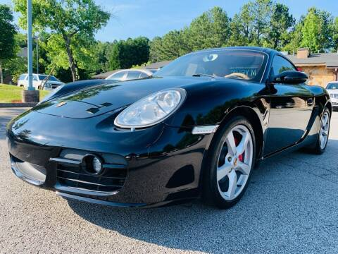2006 Porsche Cayman for sale at Classic Luxury Motors in Buford GA