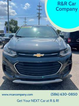 2018 Chevrolet Trax for sale at R&R Car Company in Mount Clemens MI