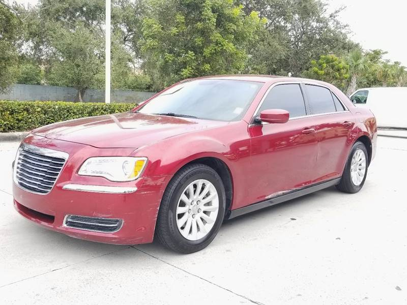 2014 Chrysler 300 for sale at YOUR BEST DRIVE in Oakland Park FL