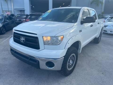 2012 Toyota Tundra for sale at Ven-Usa Autosales Inc in Miami FL